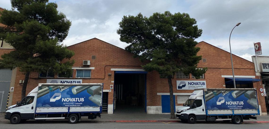 Edificio Novatub