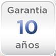 Garantía 10 años