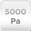 Sobrepresión 5000Pa